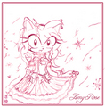 Amy - amy-rose-is-my-love fan art