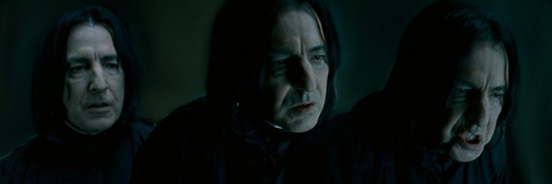 Angry Snape
