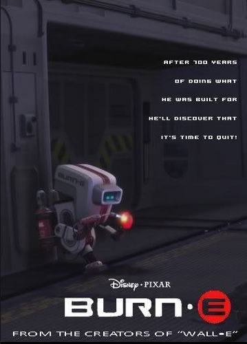 BURN-E - pixar Photo