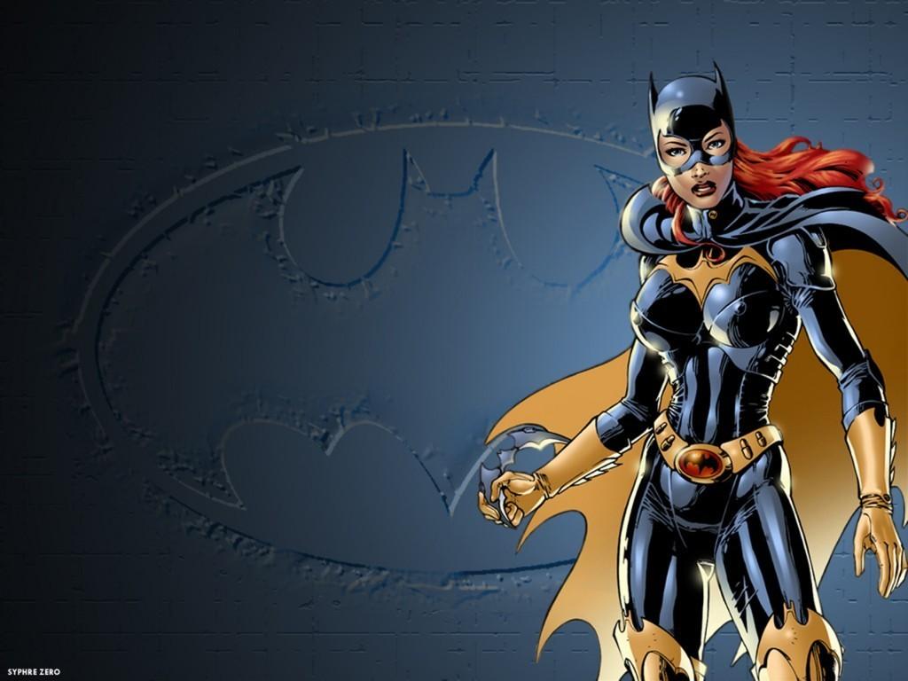 batgirl from dc comics wallpaper -#main