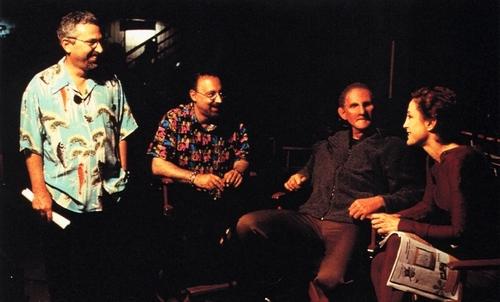 Behind the scenes 1998