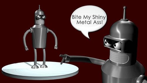 Bender 3D