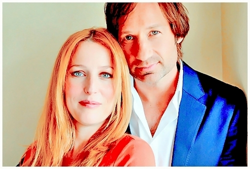 Best Gillan/David*Fox/Dana photoshoots