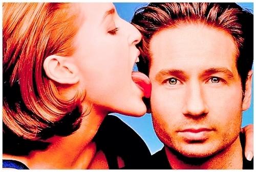 Best Gillan/David*Fox/Dana photoshoots