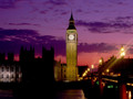 Big Ben At Dusk - great-britain wallpaper