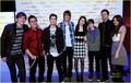 Big Time Rush,Miranda Cosgrove, Justin Bieber, Jamie Kennedy, and Victoria Justice - big-time-rush photo