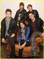 Big Time Rush and Victoria Justice