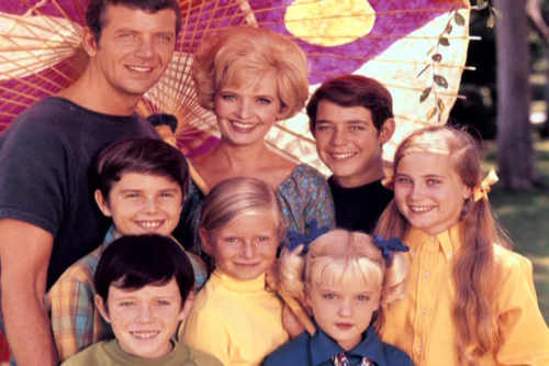 Brady Bunch cast members