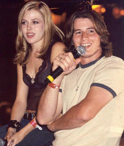 Brendan and Majandra @ 2nd Annual Crashdown Party