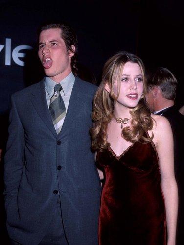 Michael & Maria वॉलपेपर entitled Brendan and Majandra @ 58th Annual Golden Globe Awards