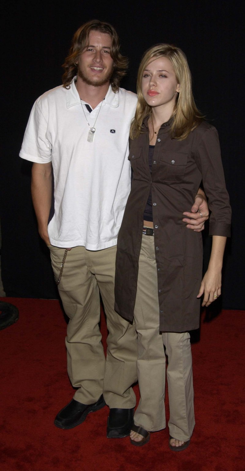 Brendan and Majandra @ N'SYNC Release Party