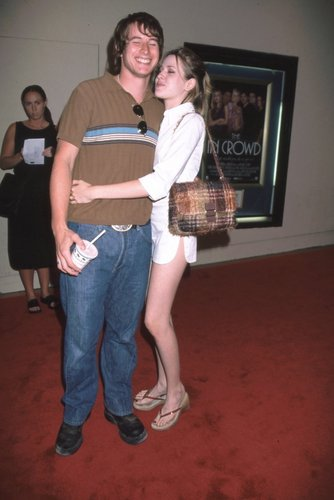 "Brendan and Majandra @ ""The In Crowd"" Premiere"