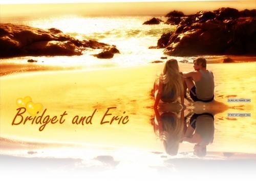 Bridget and Eric