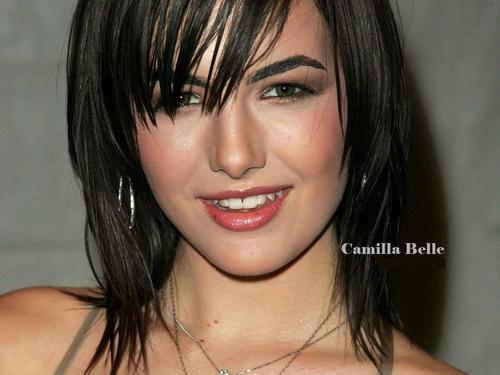 Camilla Belle~