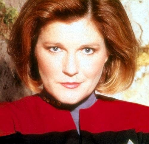 Captain Janeway