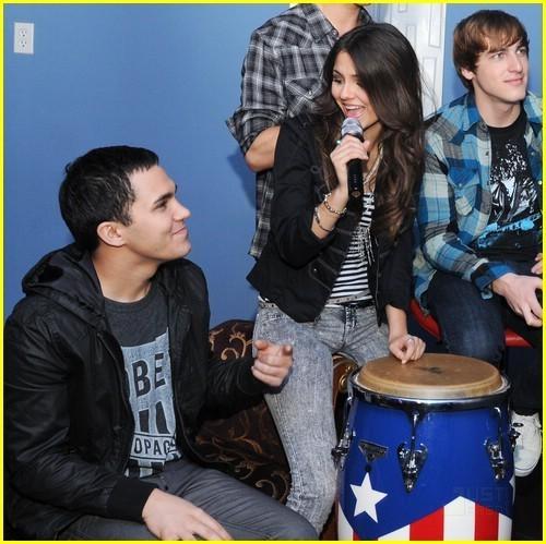 Carlos and Victoria