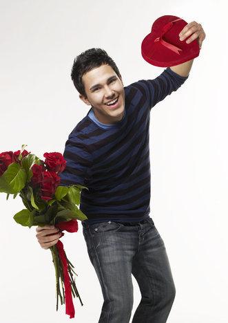 Carlos valentine's day!!