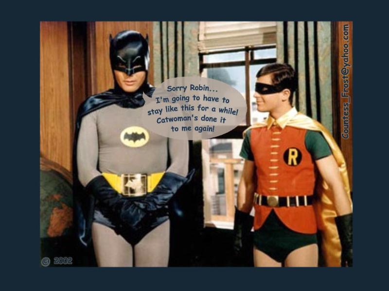 Adamania: Hi Diddle Riddle - Batman Season 1, Episode 1 ...