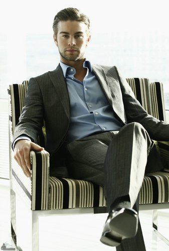 Chace Crawford: Twelve Portraits