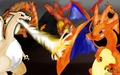 Charizards of the Lava