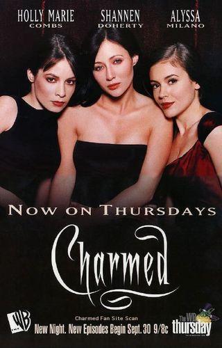Charmed پیپر وال