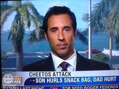 Cheetos?!?!?