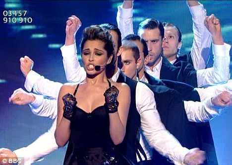 Cheryl Cole on Sport Relief - cheryl-cole photo