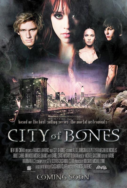 City of Bones Mortal Instruments