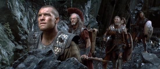 Sam Worthington Clash Of The Titans