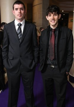 Colin Morgan wallpaper entitled Colin's brother Neil Morgan