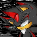 Crying Shadow :'( - shadow-the-hedgehog photo