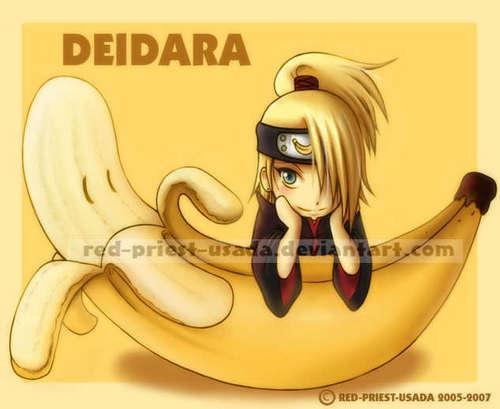 DEI DEI IS MY BANANA!!!!