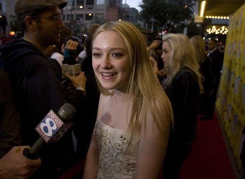 Dakota & Kristen on Red Carpet at SXSW Film Festival