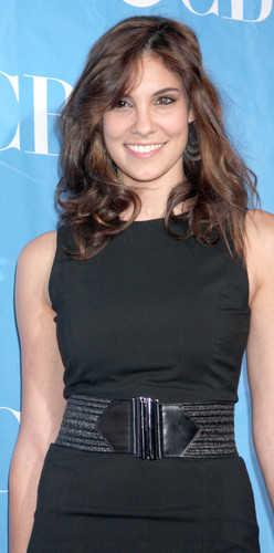 Daniela @ CBS Upfronts [May 20, 2009]
