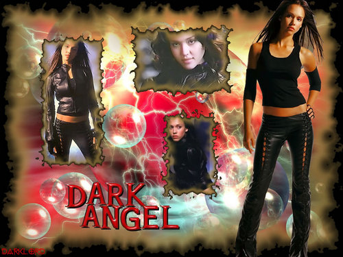 Dark Angel- Jessica Alba