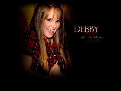 Debby Ryan karatasi la kupamba ukuta entitled Debby Ryan