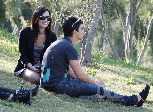 Demi and Joe -Love-