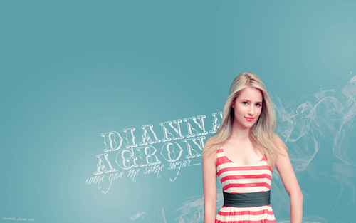 Dianna Agron wallpaper called Dianna Agron