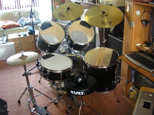 Drums!!<3
