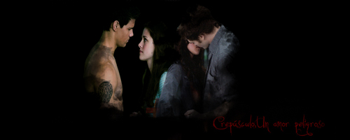 Edward, Bella & Jacob
