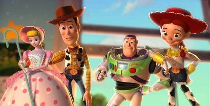 End of Toy Story 2
