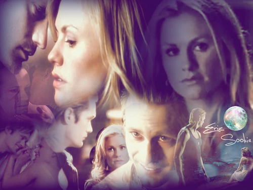 Anna Paquin wallpaper titled Eric & Sookie