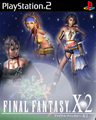 FFX 2 - final-fantasy-x-2 fan art