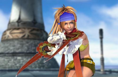 Final Fantasy X-2 wallpaper called FFX 2