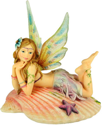 Sea Shell Fairy