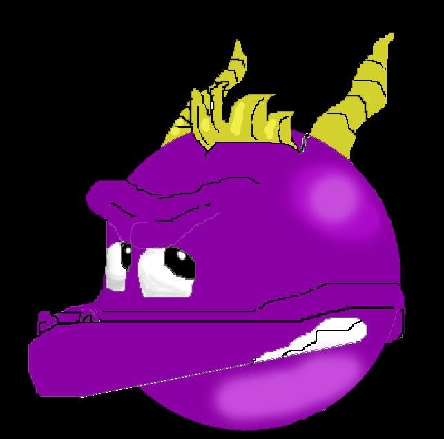 Freehand Spyro