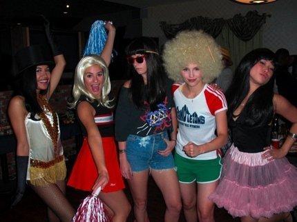 pics of glee girls. Glee Girls