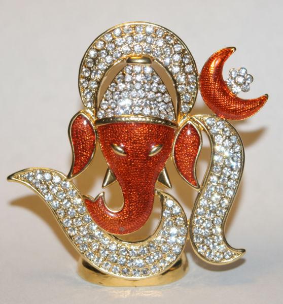 God Ganesha and Aum