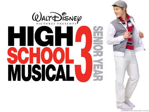 High School Musical 3 fondo de pantalla called HSM 3
