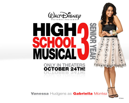 High School Musical 3 wallpaper called HSm 3